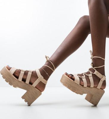 Sandale Kaif Bej