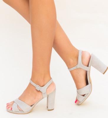 Sandale Kleo Argintii