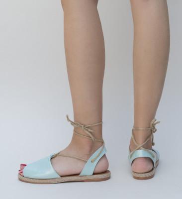 Sandale Medein Turcoaz