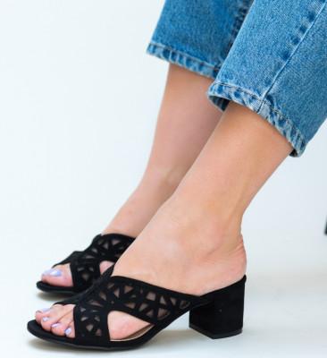 Sandale Mentano Negre