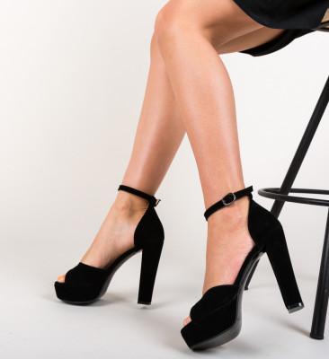 Sandale Meshi Negre 2
