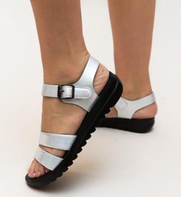 Sandale Micah Argintii