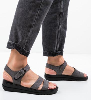 Sandale Micah Gri 3