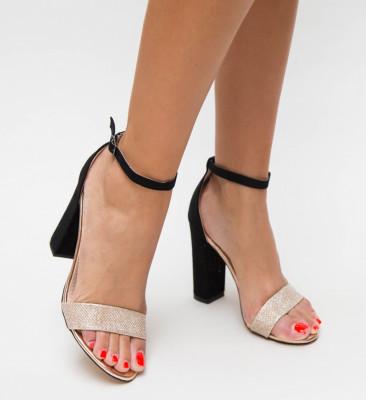 Sandale Mood Negre 2