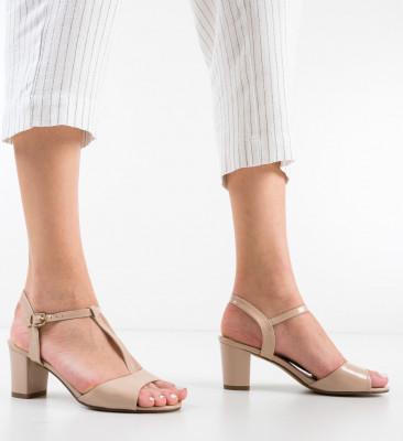 Sandale Palm Bej