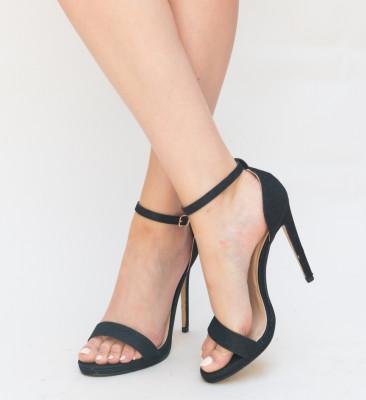 Sandale Ponti Negre