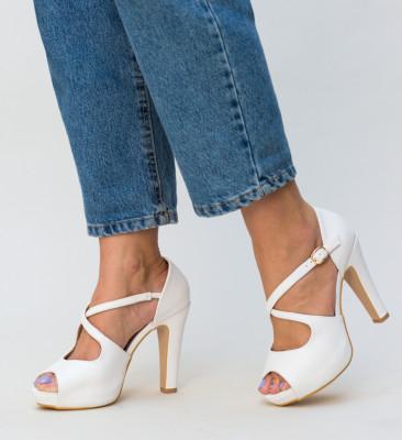 Sandale Repeda Albe