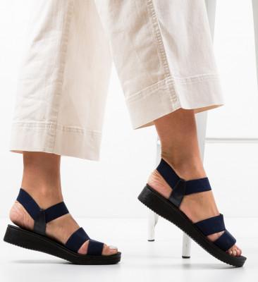 Sandale Rinda Bleumarin