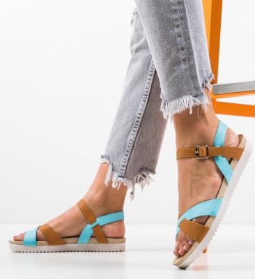 Sandale Rosalie Albastre