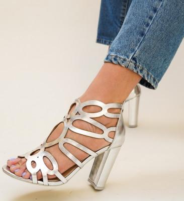 Sandale Salato Argintii