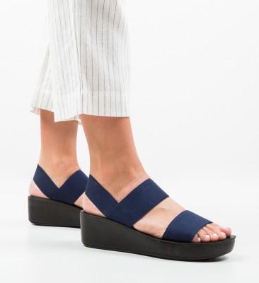 Sandale Sclipio Bleumarin