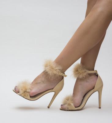 Sandale Suarez Bej