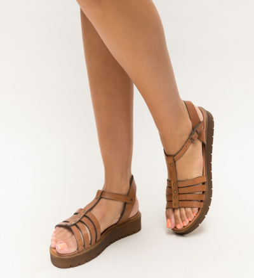 Sandale Suvio Camel