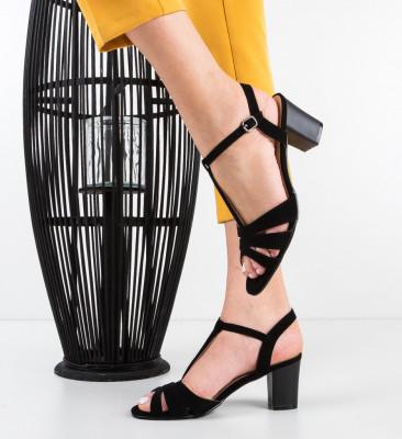 Sandale Transka Negre