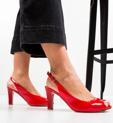 Sandale Tuita Rosii