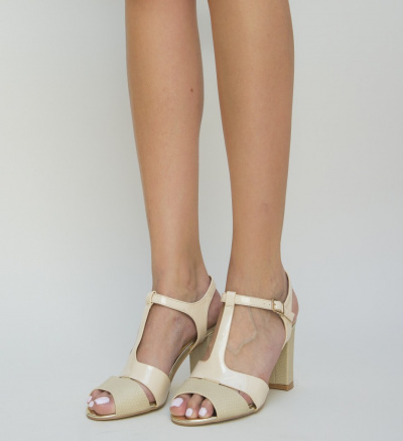 Sandale Vector Bej