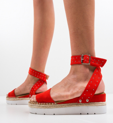 Sandale Xefop Rosii
