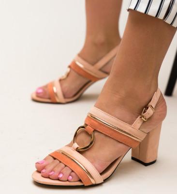 Sandale Zentos Roz
