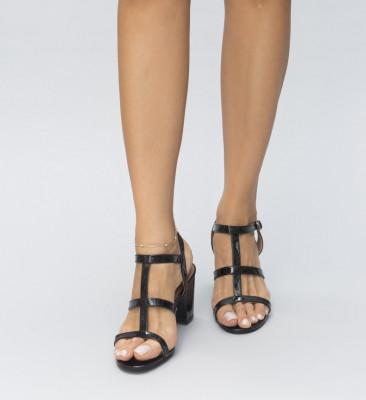 Sandale Danke Negre