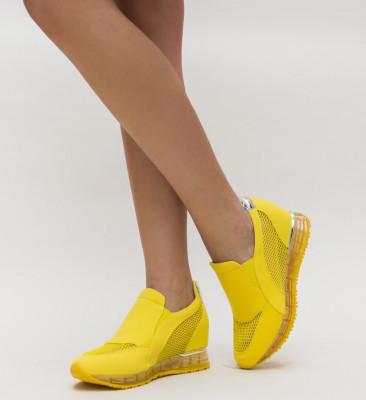 Pantofi Sport Dory Galbeni