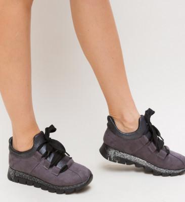 Pantofi Sport Simin Gri