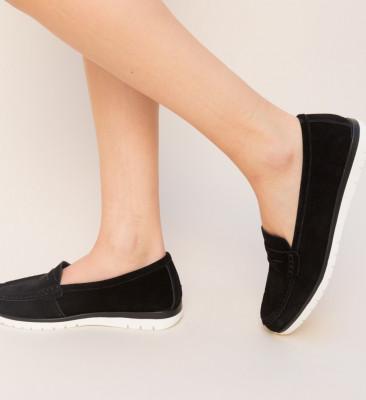 Pantofi Casual Marbela Negri