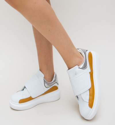 Pantofi Sport Kides Galbeni