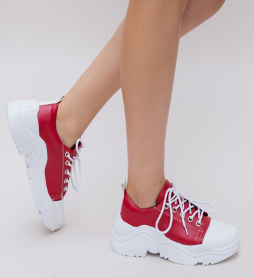 Pantofi Sport Milion Rosii