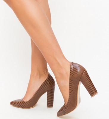 Pantofi Boza Maro