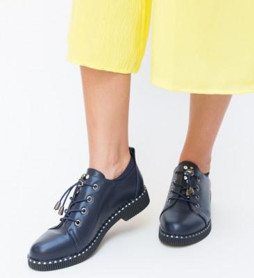 Pantofi Casual Mitra Bleumarin