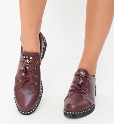 Pantofi Casual Mitra Grena