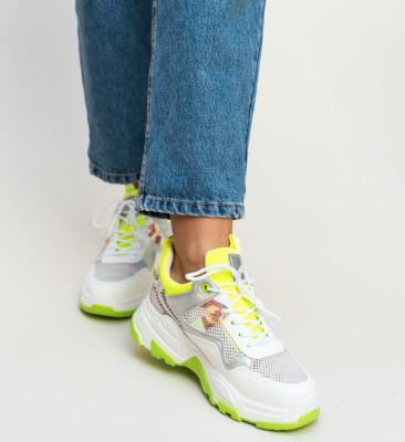 Pantofi Sport Grenor Verzi