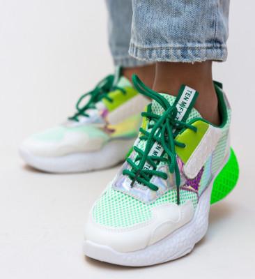 Pantofi Sport Sanaya Verzi