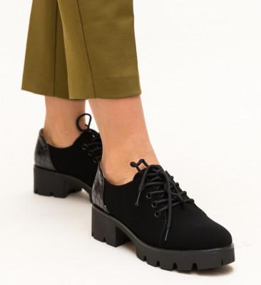 Pantofi Casual Gabor Negri