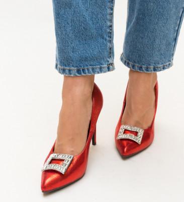 Pantofi Dylon Rosii