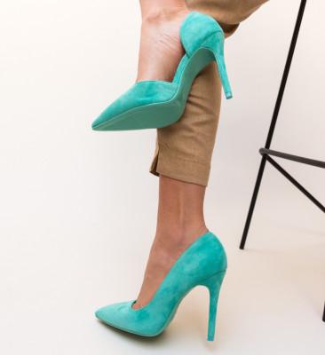 Pantofi Moses Verzi
