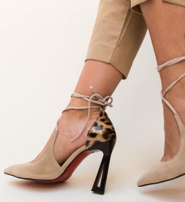 Pantofi Hompi Bej