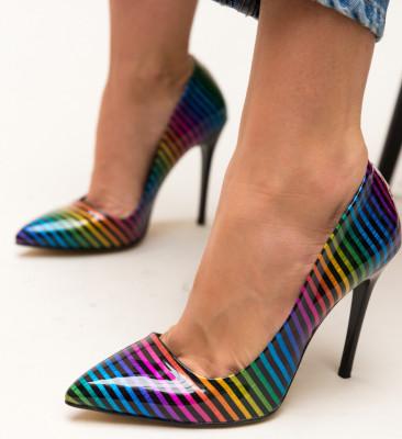 Pantofi Zibro Multi