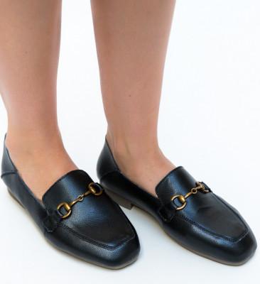 Pantofi Casual Caracom Negri