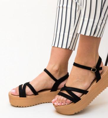 Sandale Ross Negre