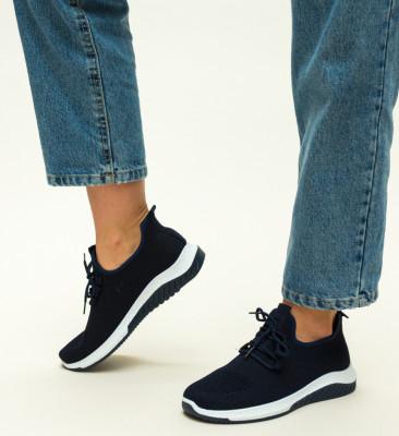 Pantofi Sport Fisher Bleumarin