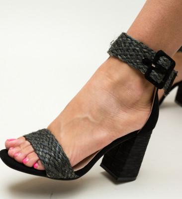 Sandale Rotti Negre 2