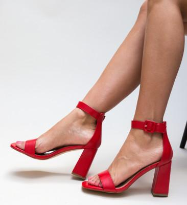 Sandale Gingero Rosii