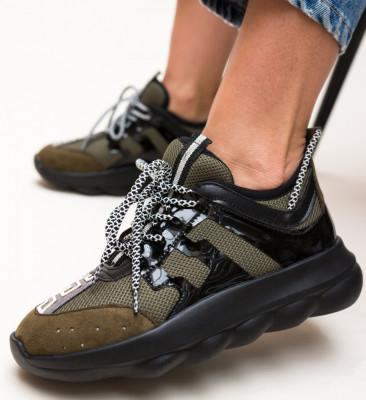 Pantofi Sport Medoza Verzi