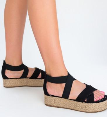 Sandale Hermod Negre