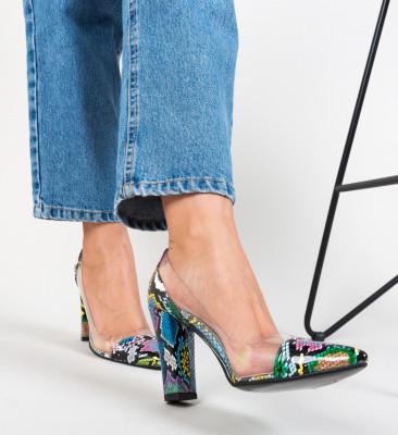 Pantofi Armingo Negri