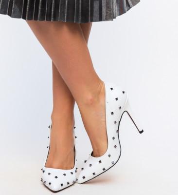 Pantofi Barlet Albi