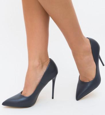 Pantofi Beba Bleumarin