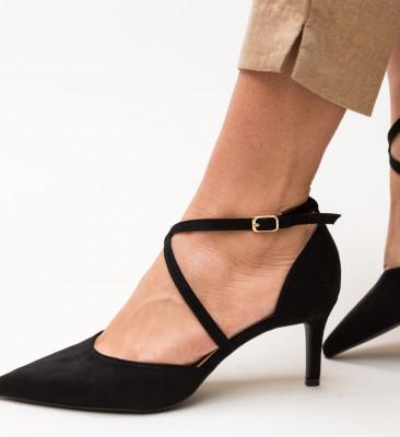 Pantofi Burke Negri