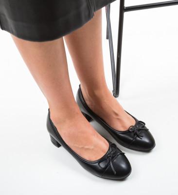 Pantofi Calhou Negri